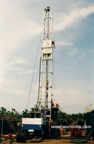 Cardwell KB200C Workover Rig for Sale or Charter - 81 Ton