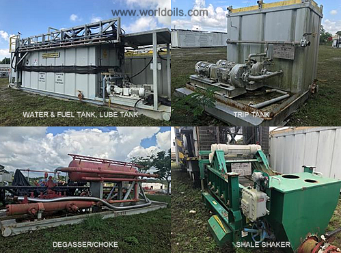 Mechanical Drilling Rig for Sale
