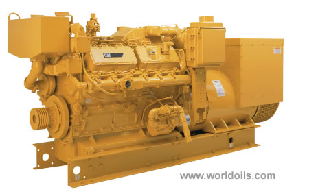 CAT 3MW Generators for Sale