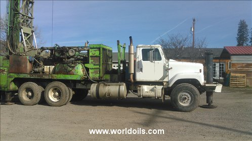 Chicago-Pneumatic 7000 Drilling Rig - For Sale