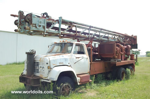 Chicago-Pneumatic T-700 Drill Rig for Sale