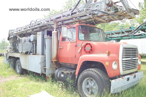 Drilling Rig Chicago Pneumatic 650WS For Sale