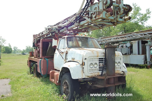 Used Land Drilling Rigs For Sale