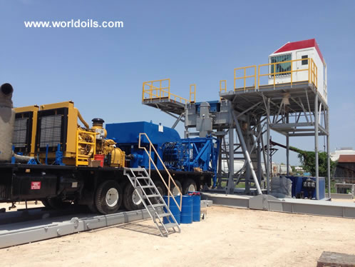 Chinese RG 1300 Double - Drilling Rig for Sale