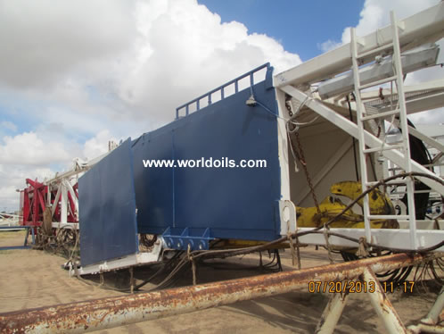 700 hp SCR Electric Drill Rig for Sale
