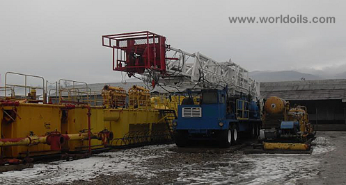 Cooper 350 Drilling Rig for Sale