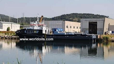 Crew Boat - 44m - for Sale