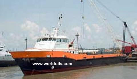 Crew Boat - 49m - for Sale