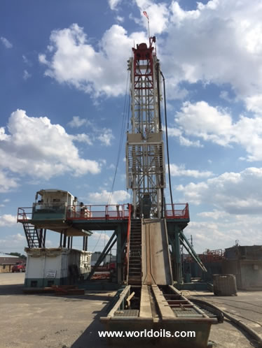 Crown 1000 Drilling Rig for Sale