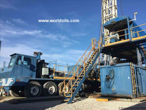 Crown Duke CE 750 SD Drill Rig in USA