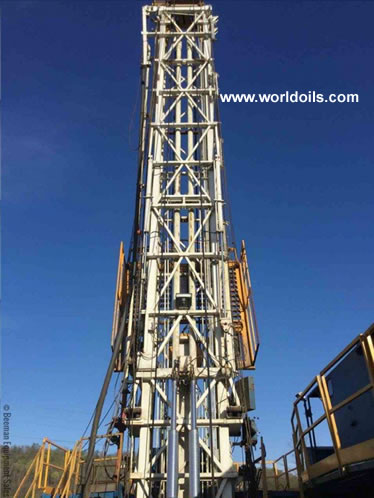 2008 built Crown Duke CE 750 SD Drill Rig for Sale