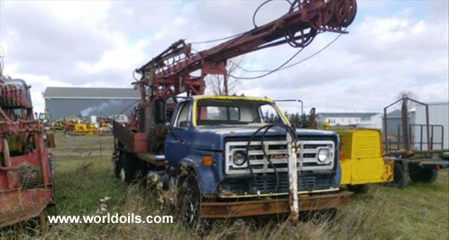 Cyclone Drilling Rig for Sale