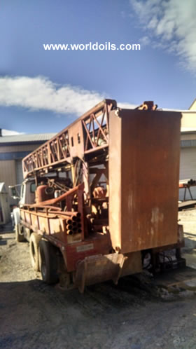 Used Drilll Rig for Sale