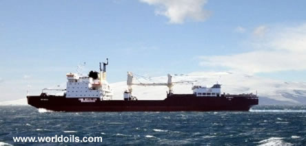 Ice class cargo ship for sale