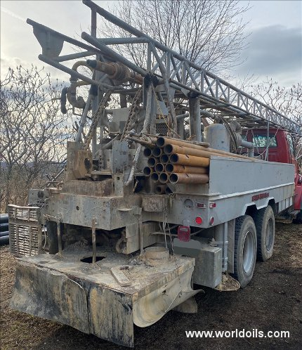 Davey Rouselle M8A Drilling  Rig - For Sale