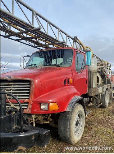 Drilling Rig - Davey Rouselle M8A - For Sale