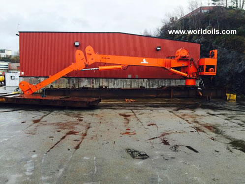 Deck Crane for Sale