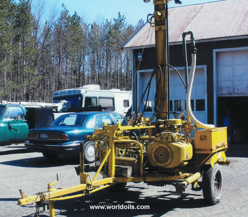 1986 Built Deep Rock CTM 10,000 Drilling Rig