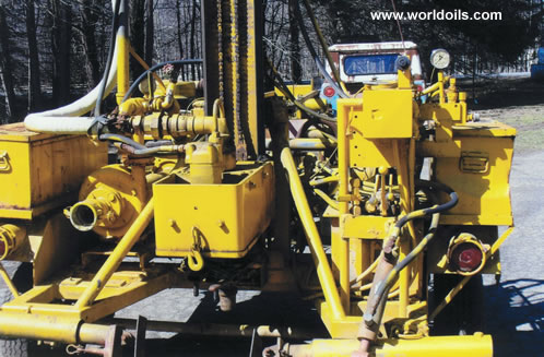 Deep Rock CTM 10,000 Used Drilling Rig