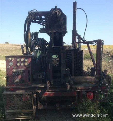Deep Rock DR150 Drilling Rig - For Sale