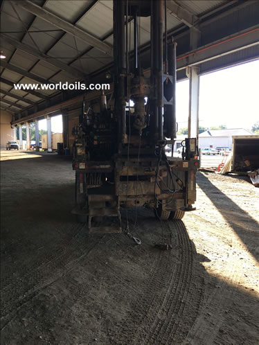 Diedrich D-120 Drill Rig for Sale in USA
