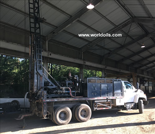 Used Drilll Rig for Sale in USA