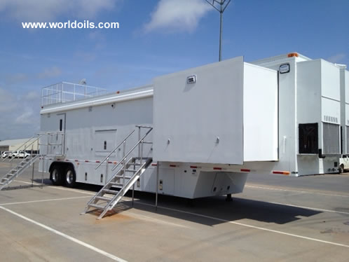 Disaster Relief Trailer for Sale