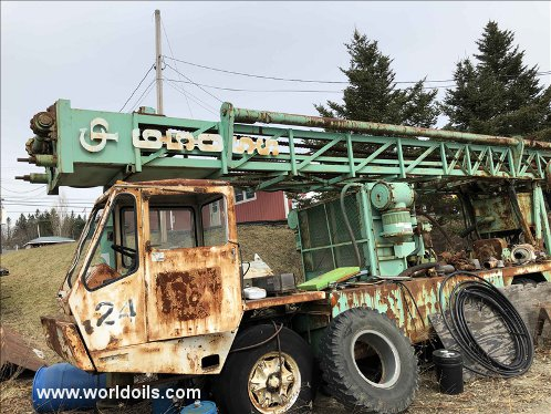 Drilling Rig - Chicago Pneumatic 650 S/S for Sale
