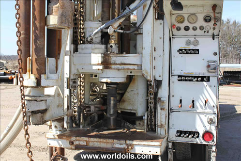 Drilling Rig - Driltech D40K for Sale