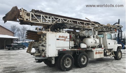 Drilling Rig - Driltech T25K3W- for Sale