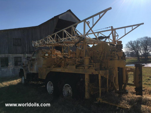 Failing 1500 Holemaster for Sale USA