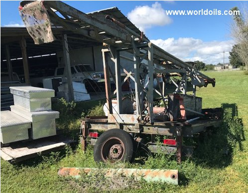 Drilling Rig - Generic Briggs & Stratton for Sale