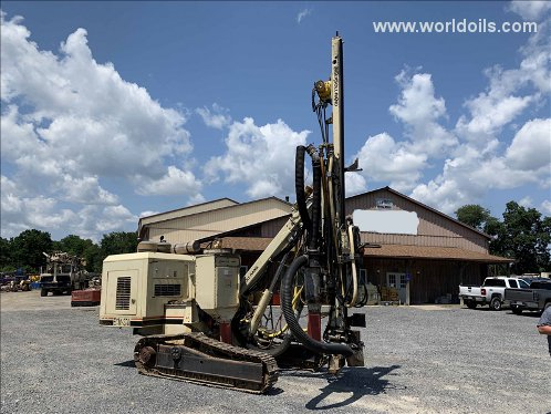 Drilling Rig - Ingersoll-Rand ECM 370 Crawler - For Sale