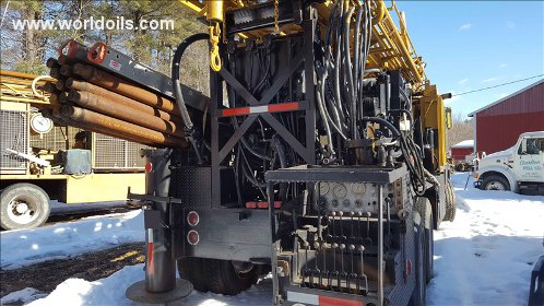 Drilling Rig - Jaswell 1200 - For Sale