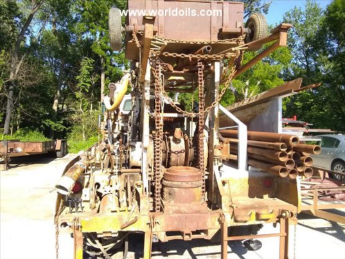 Drilling Rig - Mayhew 1000 - For Sale