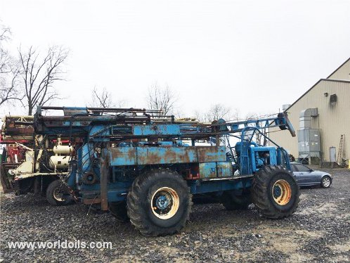 Drilling Rig - Mobile B-59 for sale
