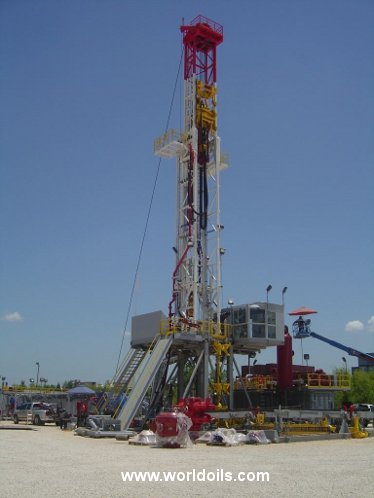 1000 HP AC/VFD Drilling Rig for Sale