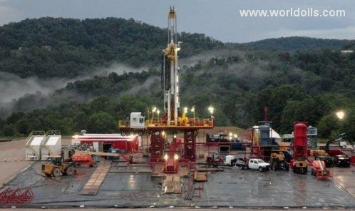 Schramm T500XD Telemast Drilling Rig for Sale