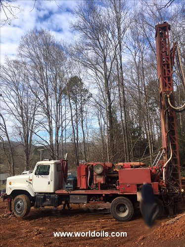 Drilling Rig - Schramm T64HB for Sale