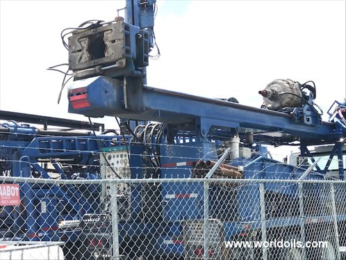 Drilling Rig - Sonic SDC500-29P - For Sale