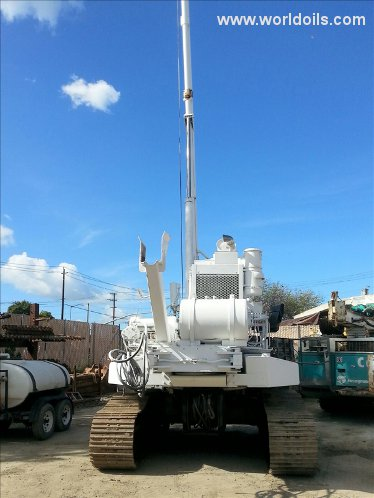 Drilling Rig - Texoma 600-30 Foundation - For Sale