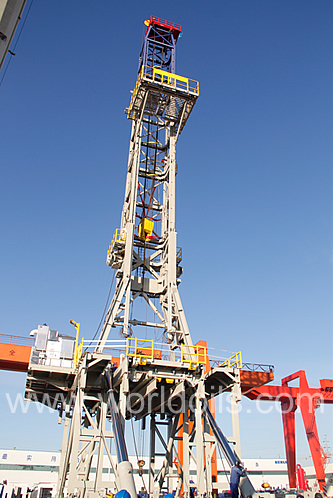 1500HP Electric Drilling Rig - For Sale