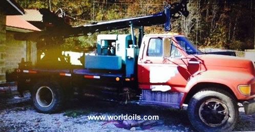 Mobile B50 Drill Rig for Sale
