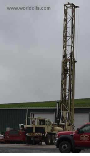 Ingersoll Rand RD20RIII Drill Rig for Sale