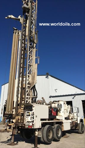 Driltech / Sandvik T25K5W Drill Rig for Sale