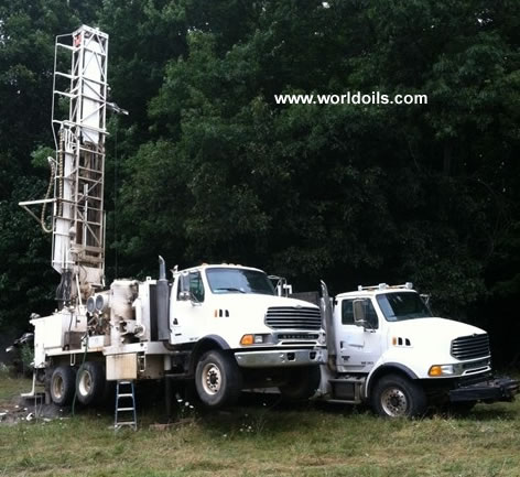 Gardner Denver 1000 - Drilling Rig - For Sale - 1973 Built
