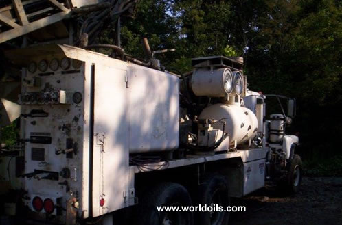Driltech D25K3W Used Drill Rig - 1994 Built - for Sale