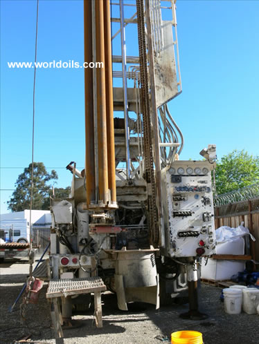 Driltech Drill Rig for Sale
