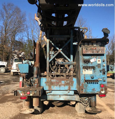 Driltech D25KW Drilling Rig - 1997 Built for Sale