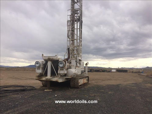 Driltech D40K Crawler Drill Rig for Sale
